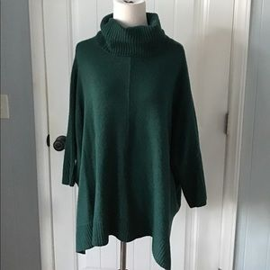 Green Comfy Sweater